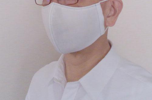 国産素材のこだわりマスク