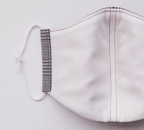 国産素材のこだわりマスク 新しい季節